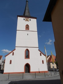 St. Johanneskirche in Schlüsselfeld